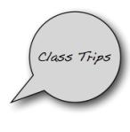 Class Trips